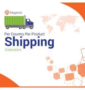 Magento 2 Per Country Per Product Shipping
