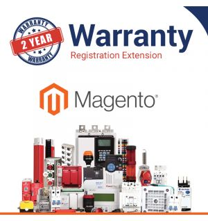 Magento 2 Warranty registration